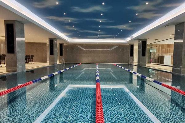 潍坊郡王府会所泳池